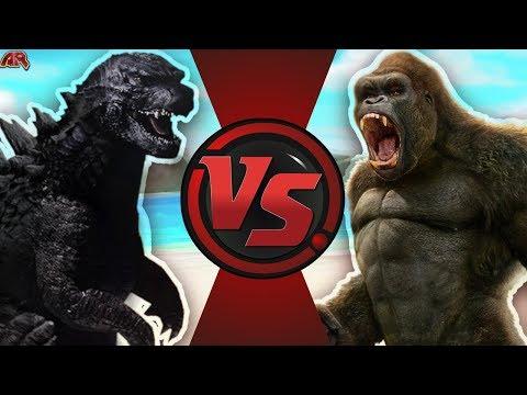 GODZILLA Vs KING KONG Movie! All Godzilla Vs. Kong Scenes: Animation Rewind