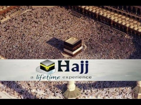 HAJJ (HD) || Full Documentary || A Lifetime Experience