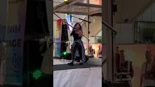 Mutya Buena - Push The Button (Live) Walsall Pride 2019