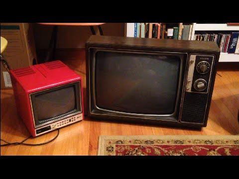 Heavy Trash Finds - LCD TV Resurrection, Vintage TVs & BONUS RANTS