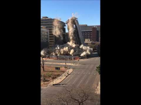 HG de Witt Implosion - Pretoria
