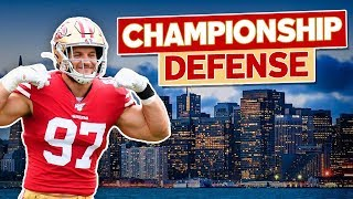 How the 49ers Built a Superbowl Defense