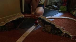 Gem Tidmouth Timber Railway Set