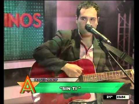 """Download Franco Moray """"Si tú no estás aquí"""" - Abrecaminos Sexta Edición"""