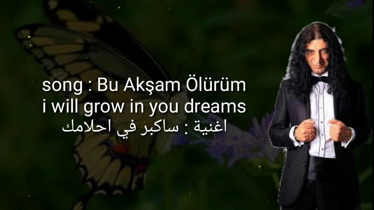 اغنيه تركية Bu Aksam Olurum مترجمة Turkish Song Bu Aksam Olurum Lyrics English Youtube