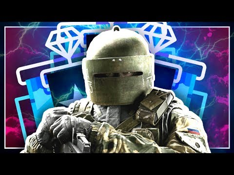 Carrying Pros with TACHANKA on Rainbow Six Siege