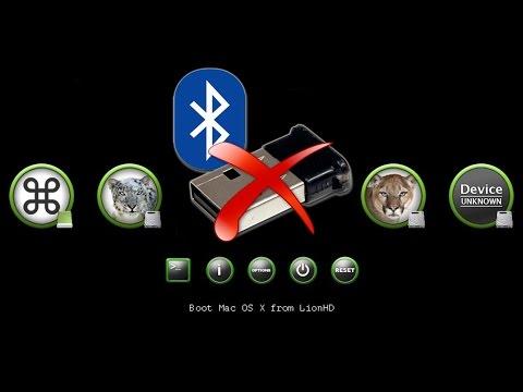 Почему не работает USB Bluetooth адаптер в Bios Hackintosh Mac?