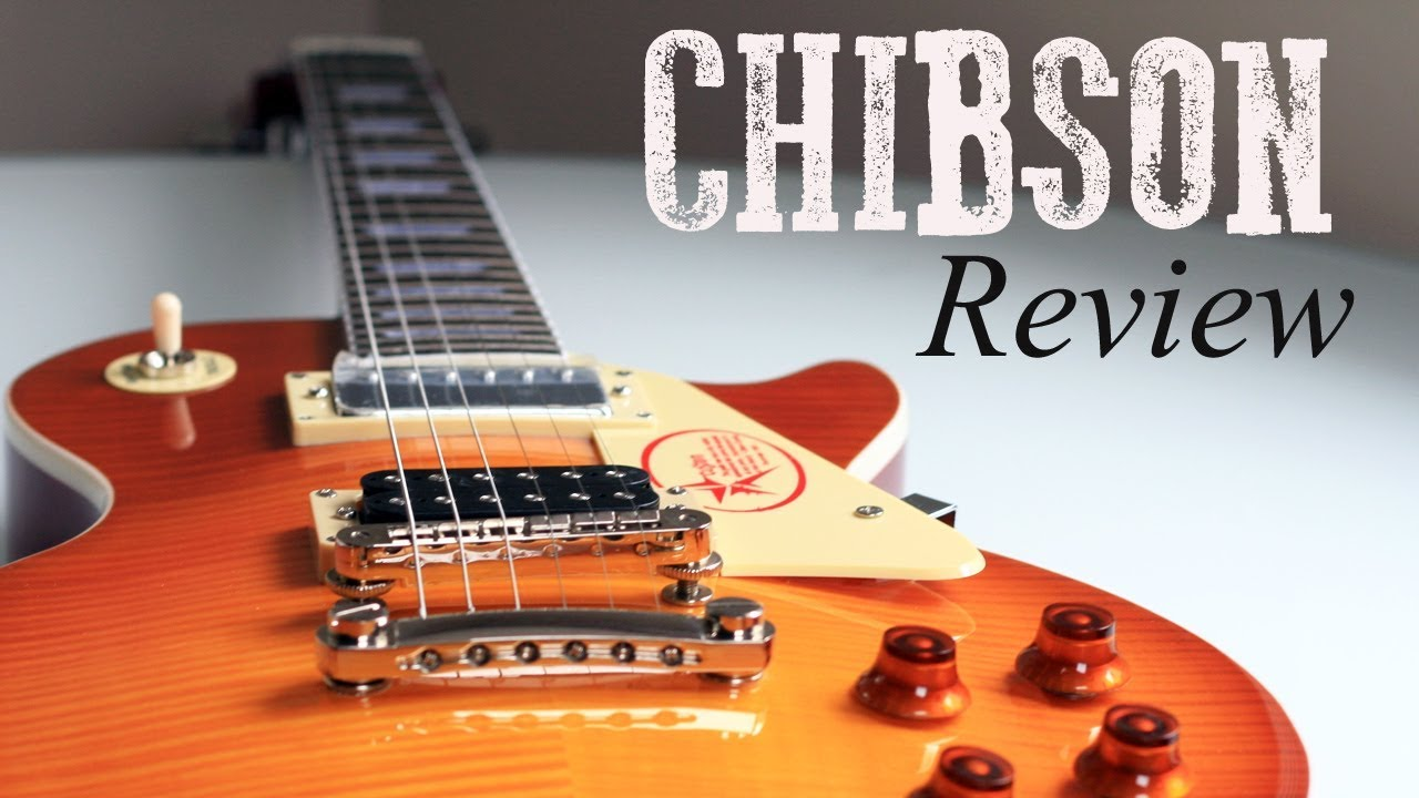 chibson review jimmy page les paul review youtube. Black Bedroom Furniture Sets. Home Design Ideas