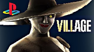 Resident Evil Village | PS1 Demake