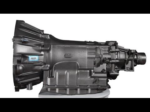 Austan Torsen's Nissan Armada RE5R05A Transmission by
