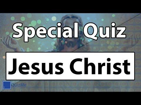 Jesus Christ Quiz | QuizMe