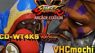 Video SFV/SF5 AE MATCHES ☆ CD-WT4KS (Balrog) VS VHCmochi (Dhalsim)  Street fighter 5 V Arcade Edition download MP3, 3GP, MP4, WEBM, AVI, FLV Oktober 2018