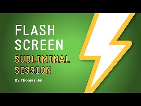 Stop Smoking Now - Flash Screen Subliminal Session - By Thomas Hall