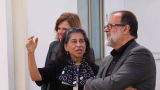 Director del Instituto Cervantes de Moscú visita el Instituto Caro y Cuervo
