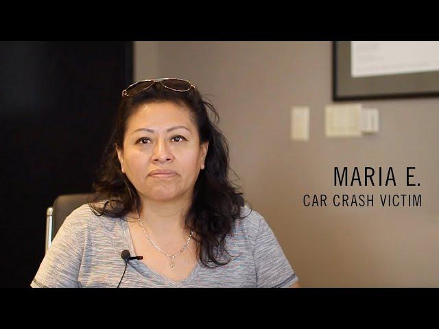 Maria E - Recomendación de Cliente para Angel Reyes