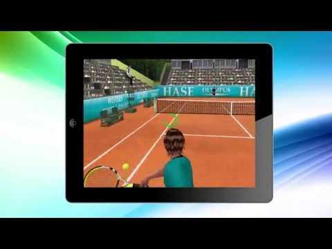 First Person Tennis World Tour - iOS/Android HD Trailer