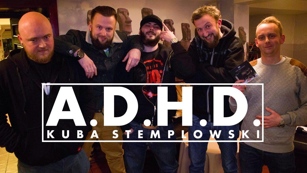 WYWIAD | KUBA STEMPLOWSKI x ADHD