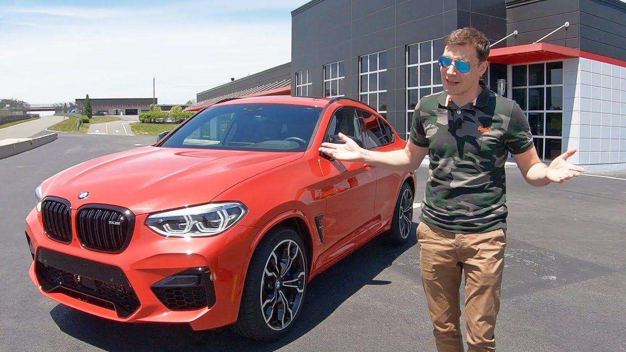 КОФЕ БЕЗ КОФЕИНА: BMW X4M и BMW X3M. Или почему не надо делать эмки для Америки. Тест-драйв и обзор