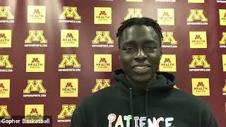 Press Conference: Richard Pitino, Both Gach & Marcus Carr on Gophers' 99-69 Win vs. Green Bay