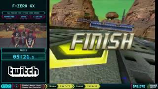 F-Zero GX by AKC12 in 1:11:32 AGDQ 2018