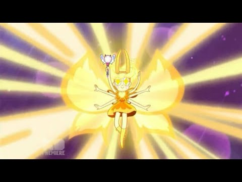 SVTFOE - Star's Most Powerful Spell / Toffee's Death (Season 3) (Battle of Mewni)