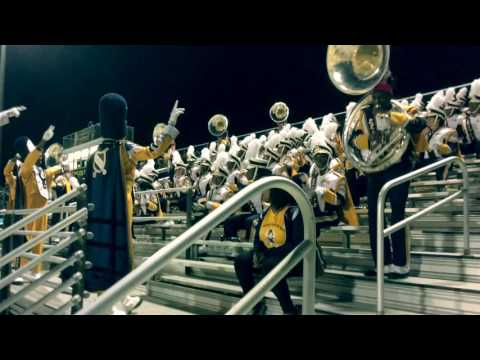 E E  Smith High School Band Highlights 2016 - Homecoming