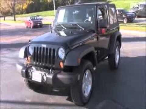Used 2012 Jeep Wrangler 4wd for sale at Honda Cars of Bellevue...an Omaha Honda Dealer!