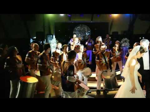 Büyük Kulüp Cercle d`Orient Wedding Show İstanbul School of Samba