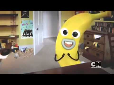 Cartoon Network - Banana Dance -
