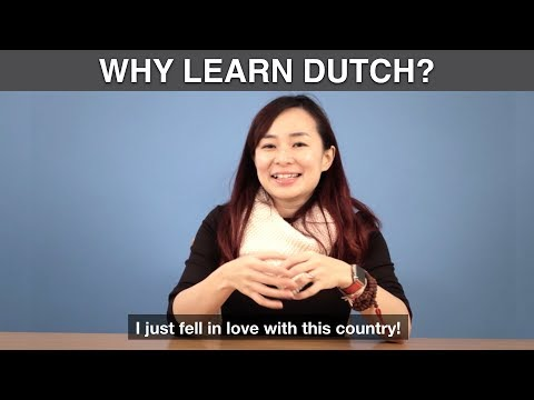 Why learn Dutch?  ...if everybody speaks English in the Netherlands!