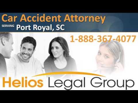 Port Royal Car Accident Attorney   South Carolina