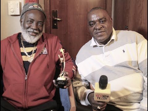 Reggae Chat Global, Daddy Ernie talk's to Freddie McGregor.
