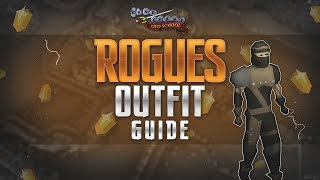 How To Get The Complete Rogue Outfit | Guide | OSRS
