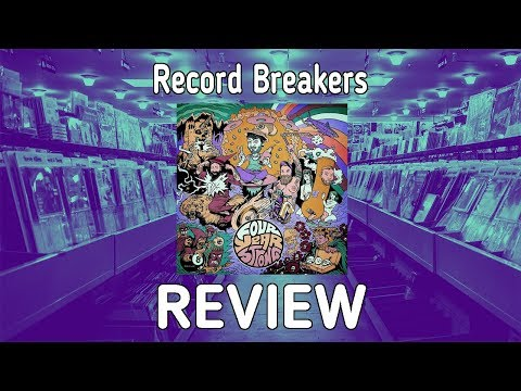 """Our Review of Four Year Strong's """"Four Year Strong"""" - Record Breakers - Episode 187"""