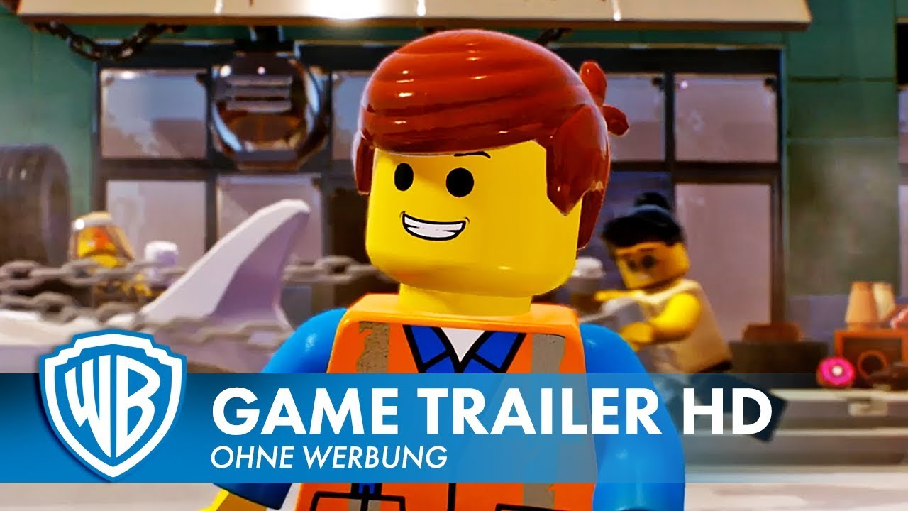 The Lego Movie 2 Videogame Offizieller Trailer Deutsch Hd German