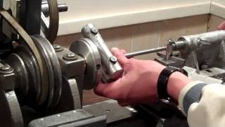 Gingery injection molding attachment for a drill press (making of)