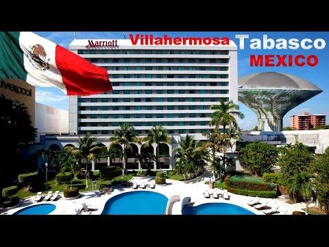 Villahermosa: El Paradisíaco Estado de Tabasco, Mexico