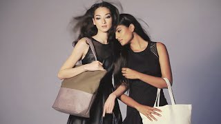 On Set with Saks – The Four Faces of Fall: Gift with Purchase