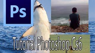 Tutorial Photoshop Cs6 - Como remover pessoas ou objetos das imagens