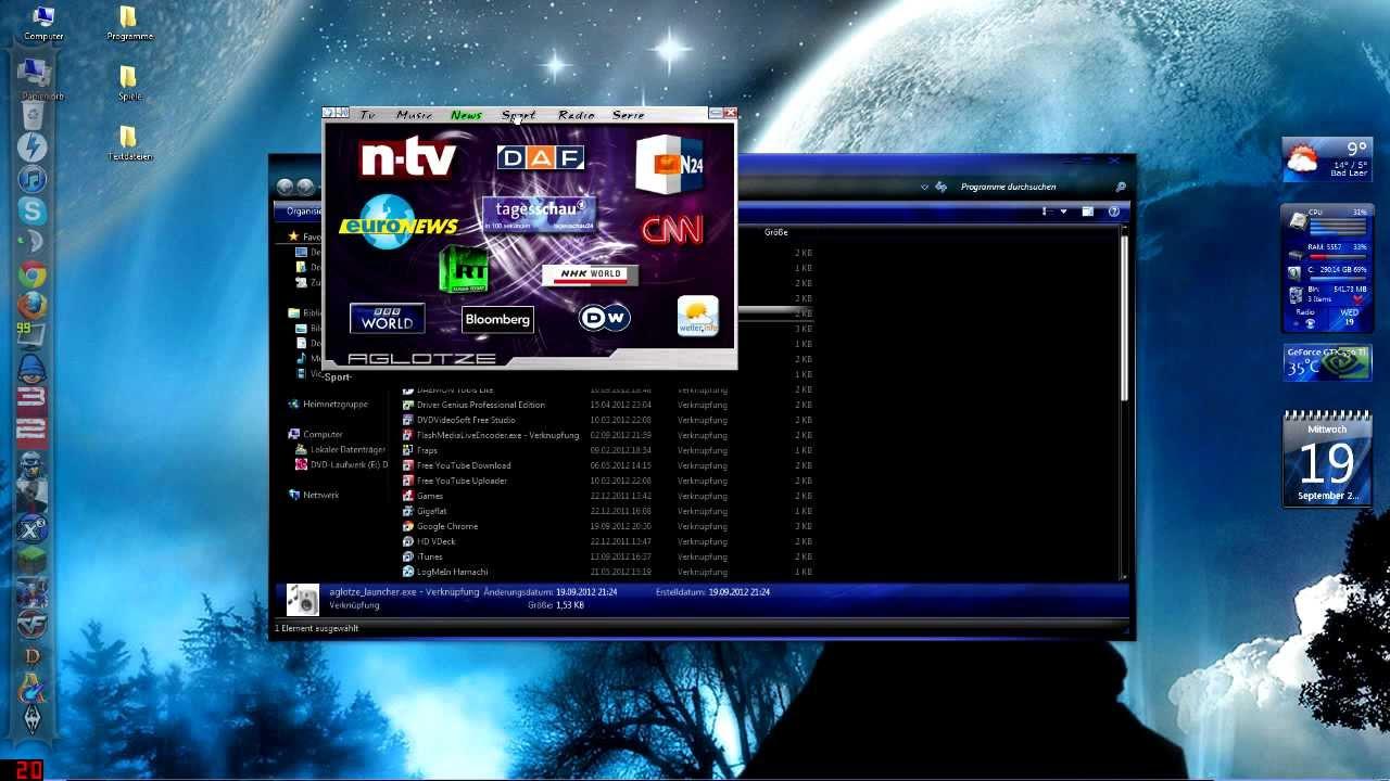 Alle Fernsehsender