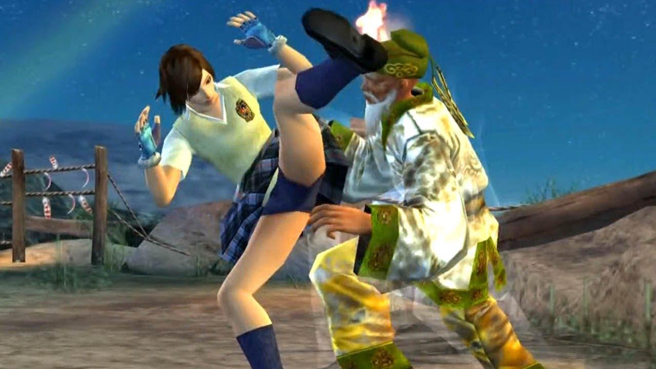 Tekken 5 Dark Resurrection Gameplay Psp Hd 720p Ppsspp Part