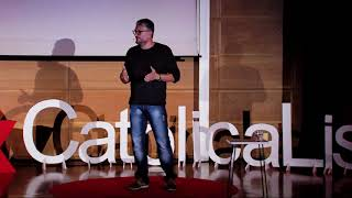 Life is better now than ever before, trust me! | Tim Vieira | TEDxCatólicaLisbonSBE