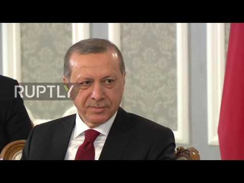 Belarus: Lukashenko touts shared political vision with Turkey's Erdogan in Minsk