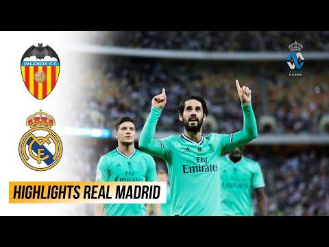 Real Madrid Lolos Ke Final Piala Super Spanyol 2020 * Zidane Sukses Mainkan Formasi 5 Gelandangnya