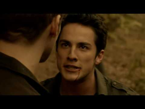 "The Originals - Tyler Lockwood and Klaus Mikaelson ""Bloodletting"" Extended Scene"