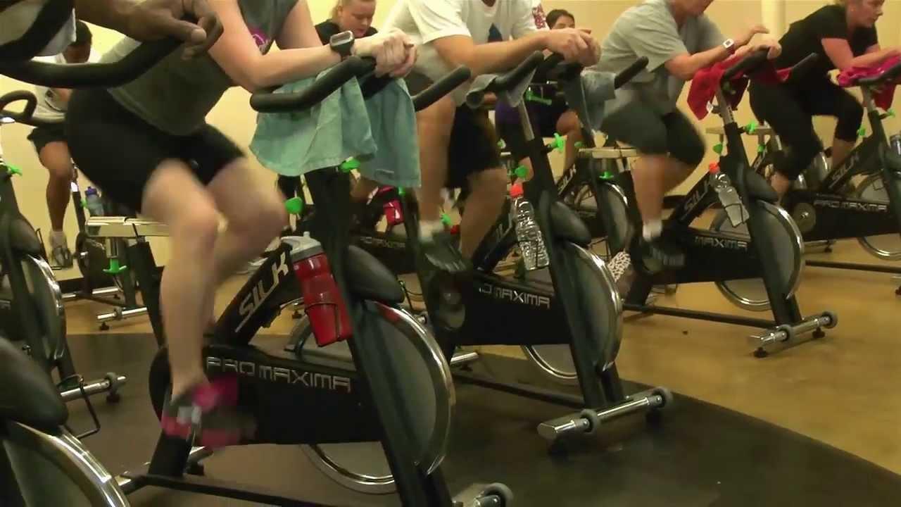 YMCA of the Sandhills Spinning Class