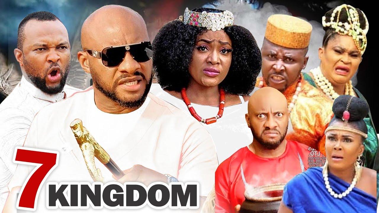 Download THE SEVENTH KINGDOM 1&2 Yul edochie| Chigozie Atuanya| Queeneth Hilbert 2021 LATEST NIGERIAN MOVIE