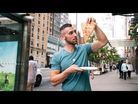 The BEST Of New York City (Food, Sights, People)
