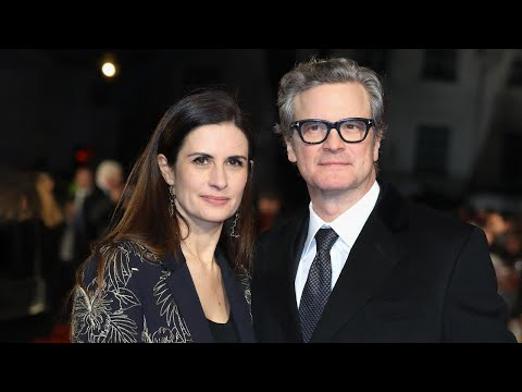 Colin Firth's Wife Admits to Affair With Man Who She Claims Stalked Her