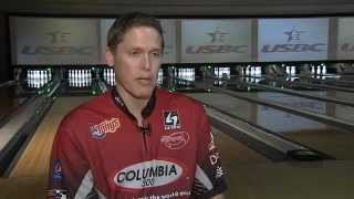 USBC Sport Bowling Tips:  Lining Up in Practice